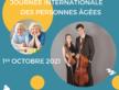 Célébration de la Journée Internationale des Personnes Âgées
